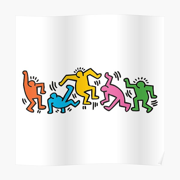 Together we can dance Poster