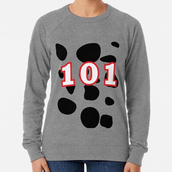 101 Dalmatians Lightweight Sweatshirt