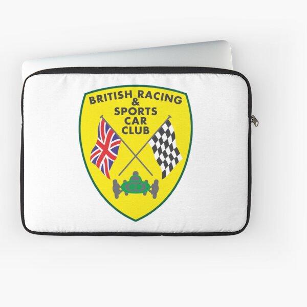 British Racing & Sports Car Club Laptop Sleeve