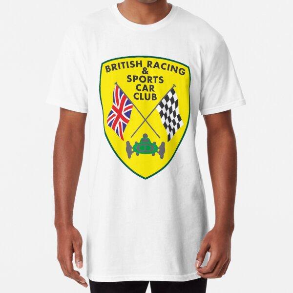 British Racing & Sports Car Club Long T-Shirt