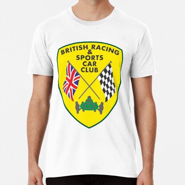 British Racing & Sports Car Club Premium T-Shirt