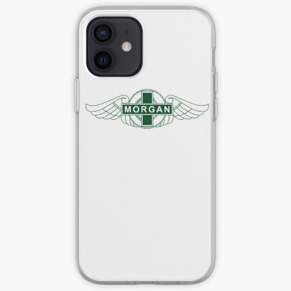 Morgan Motor Car Company iPhone Soft Case