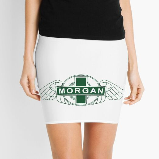 Morgan Motor Car Company Mini Skirt