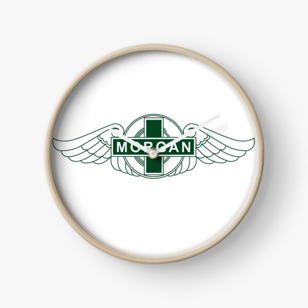Morgan Motor Car Company Clock