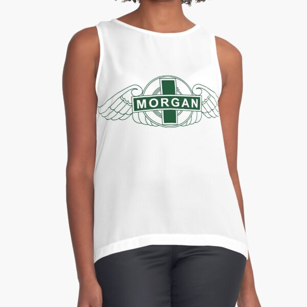 Morgan Motor Car Company Sleeveless Top