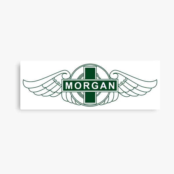 Morgan Motor Car Company Canvas Print