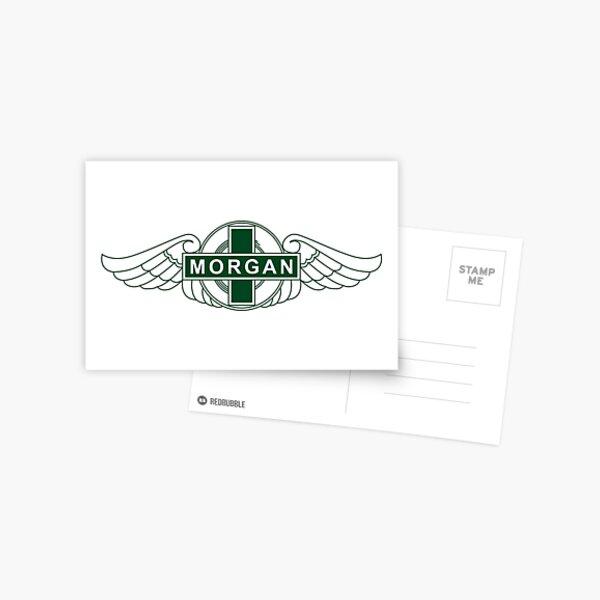 Morgan Motor Car Company Postcard