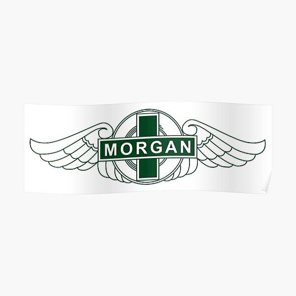 Morgan Motor Car Company Poster