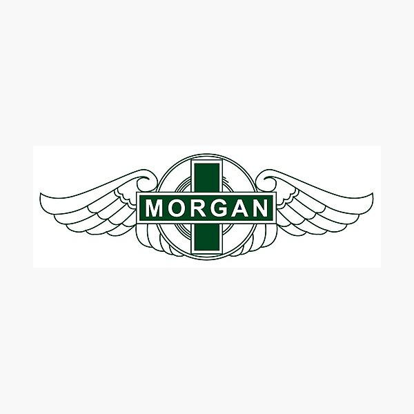 Morgan Motor Car Company Photographic Print
