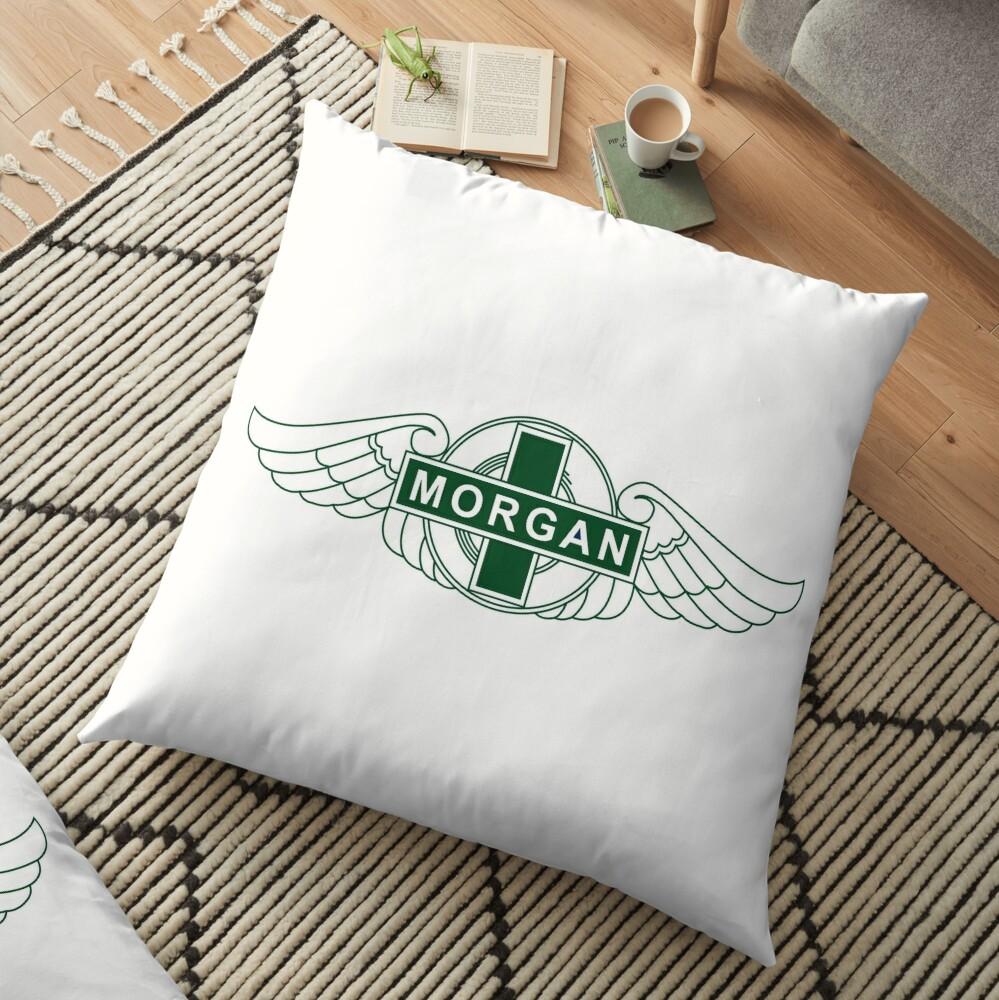 Morgan Motor Car Company Floor Pillow