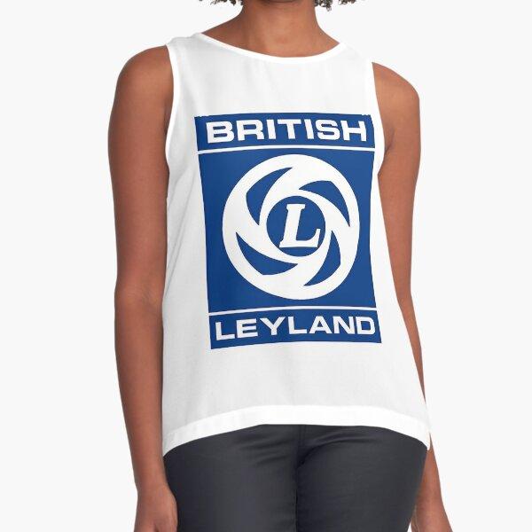 British Leyland Logo Sleeveless Top