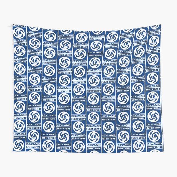 British Leyland Logo Tapestry