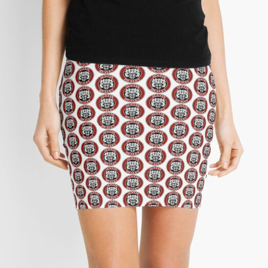Austin-Healey Shield Logo Mini Skirt
