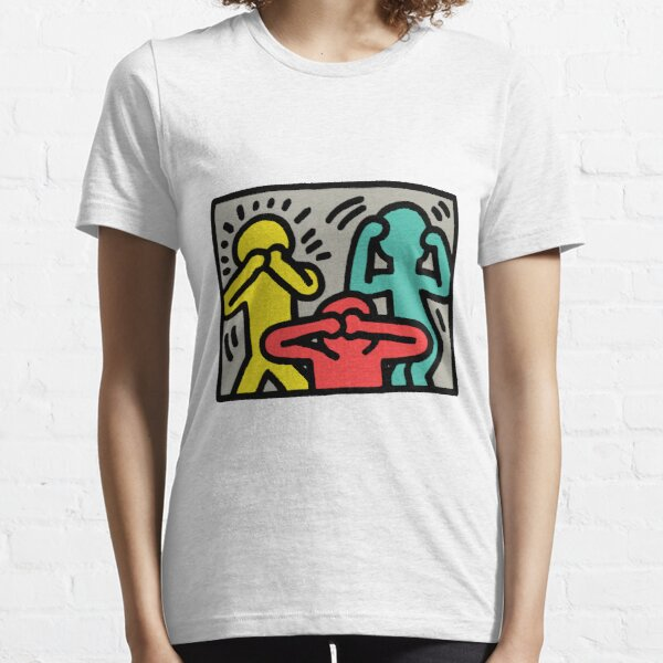 Close eyes but can dance Essential T-Shirt