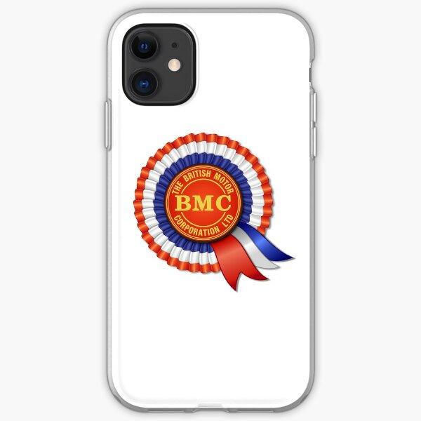 British Motor Corporation (BMC) Rosette iPhone Soft Case