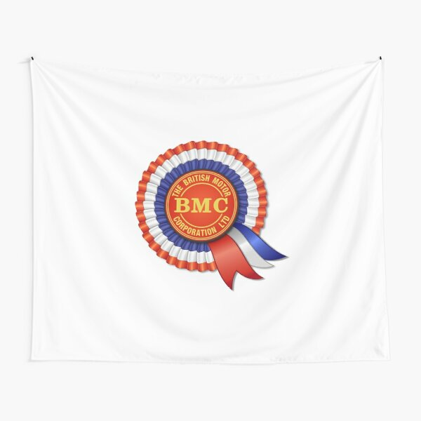 British Motor Corporation (BMC) Rosette Tapestry