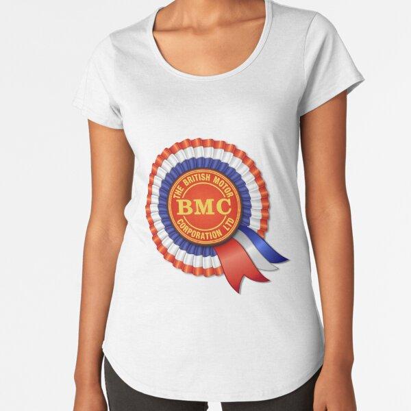 British Motor Corporation (BMC) Rosette Premium Scoop T-Shirt