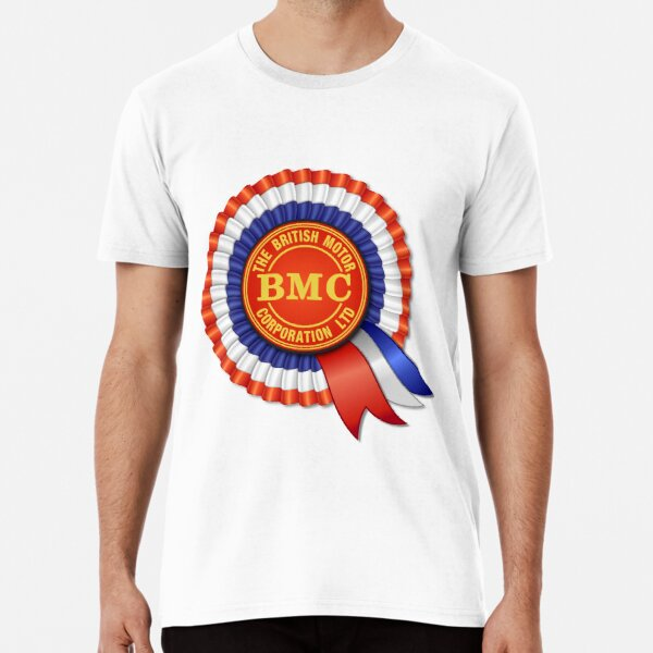 British Motor Corporation (BMC) Rosette Premium T-Shirt