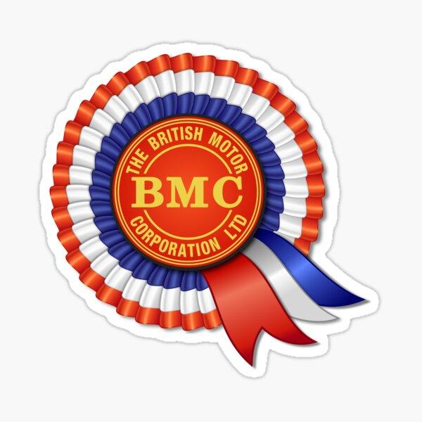 British Motor Corporation (BMC) Rosette Sticker