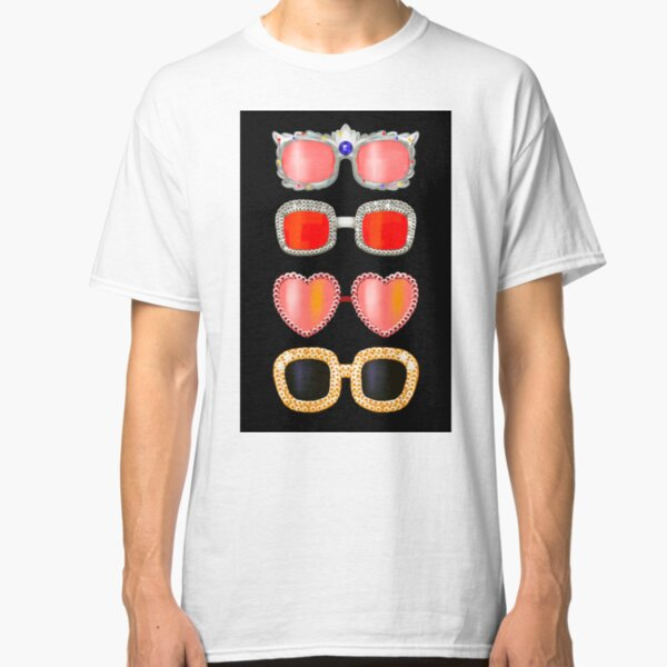 the sunglasses Classic T-Shirt