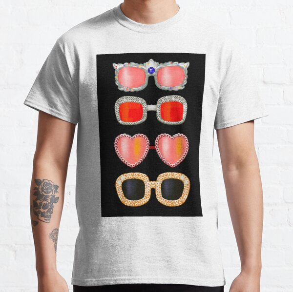 the sunglasses Classic T-Shirt
