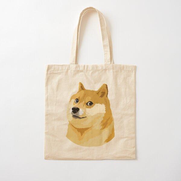 Doge Shiba Meme Tote bag classique