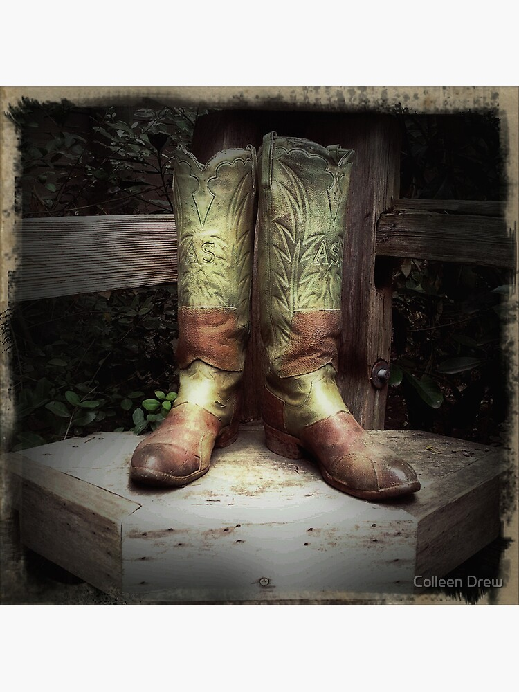 Boots by colgdrew