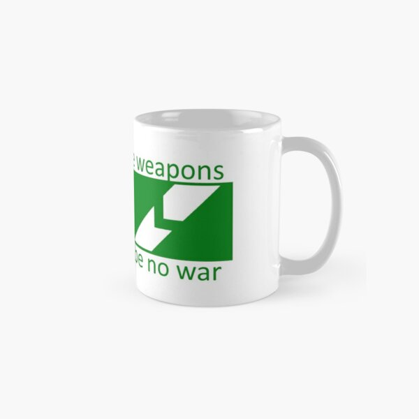If Lucas Made Weapons, There Would Be No War Classic Mug