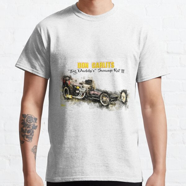 "Don Garlits ""Big Daddy"" Swamp Rat 3 Classic T-Shirt"