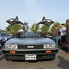 DeLorean DMC12 by Tom Gregory