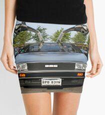 DeLorean DMC12 Mini Skirt