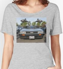 DeLorean DMC12 Women's Relaxed Fit T-Shirt