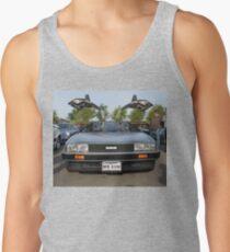 DeLorean DMC12 Tank Top