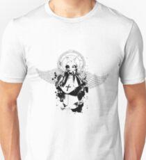 Nun in Gasmask T-Shirt