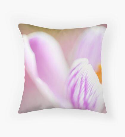 Joy of colors Throw Pillow