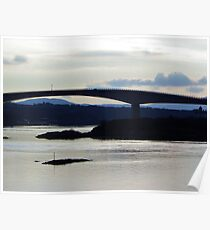 The Skye Bridge Poster
