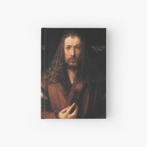 DURER. Albrecht Dürer, Self portrait, Art, Artist, Painter. Hardcover Journal