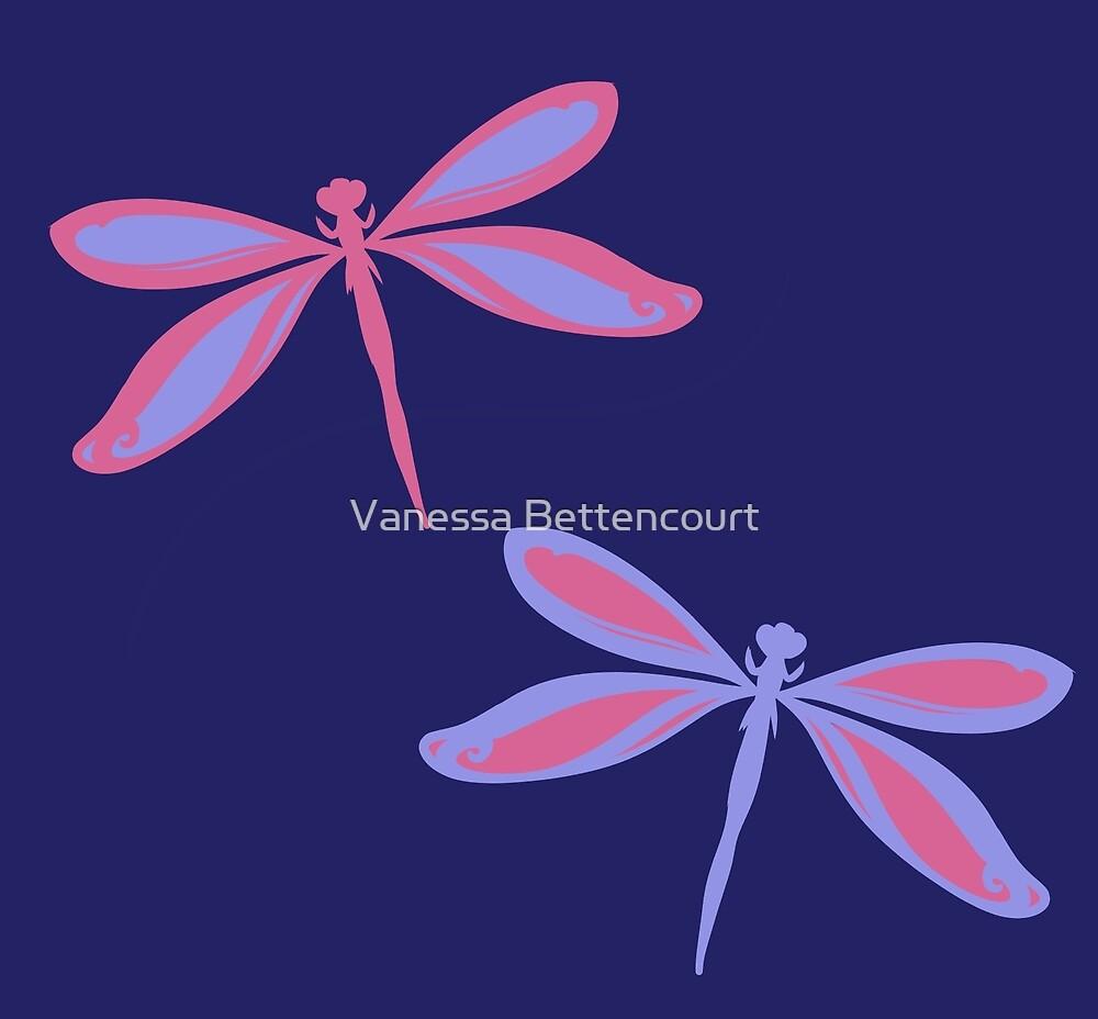 Dragonfly by Vanessa Bettencourt