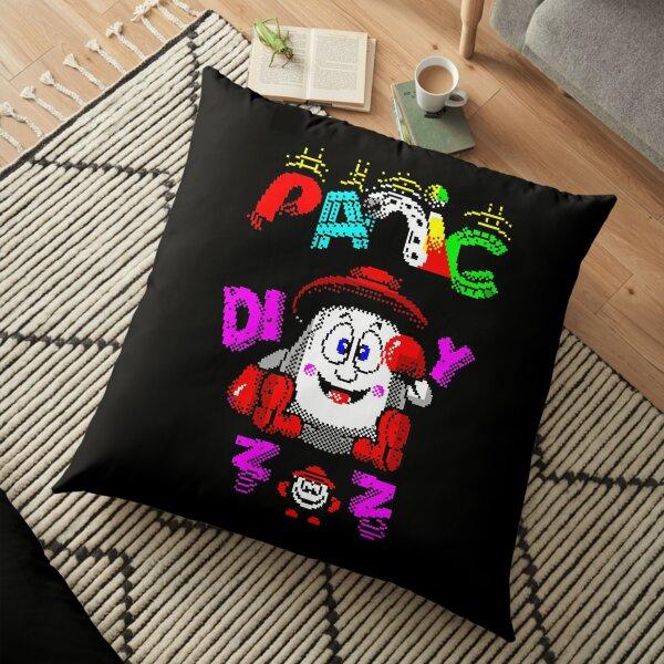 Panic Dizzy Floor Pillow