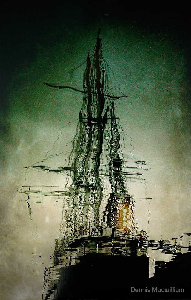 """Sail Training Ship """"Lord Nelson"""" by dmacwill"""