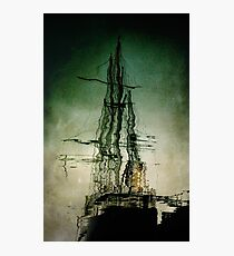 """Sail Training Ship """"Lord Nelson"""" Photographic Print"""