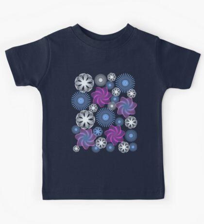 Dancing Spirographs Kids Clothes