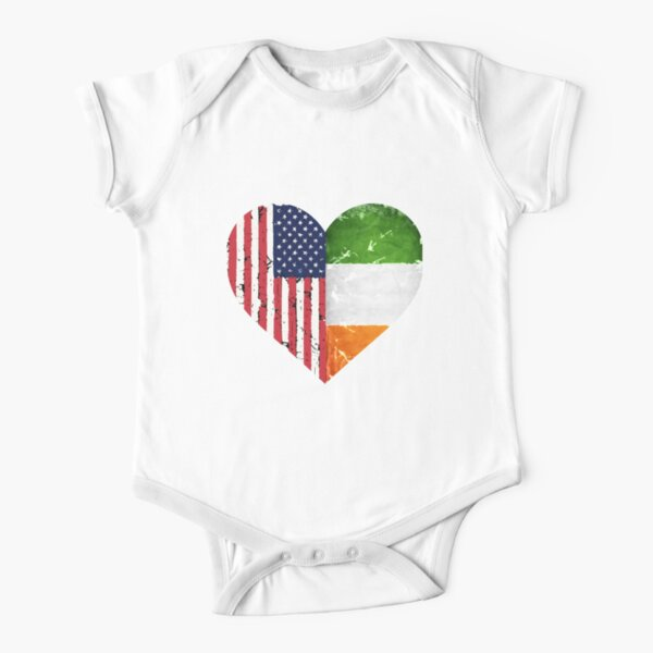 Scotland Flag Pineapple Kids Baby Girls Short Sleeve Graphic Top