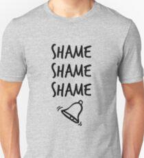 Shame. Shame. Shame. (ring) T-Shirt