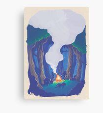 CT : Calm Night  Canvas Print