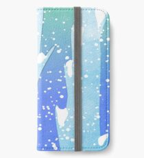 Wintery Trees iPhone Wallet/Case/Skin