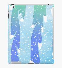 Wintery Trees iPad Case/Skin