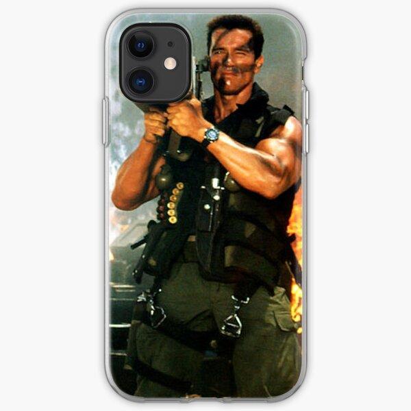 Arnold Rocket Launcher iPhone Soft Case