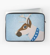 Reindeer Laptop Sleeve