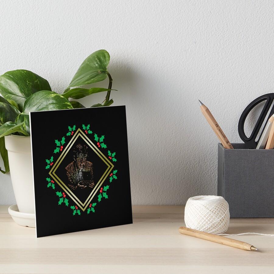 Opening the Box Art Board Print